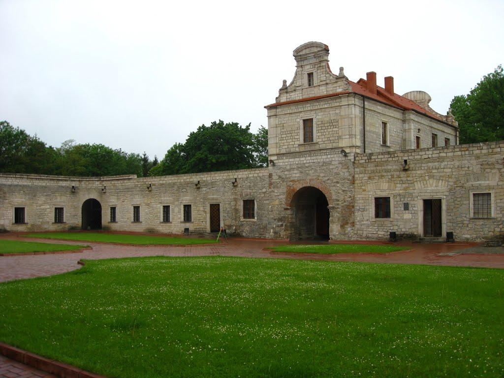 Збаражская крепость